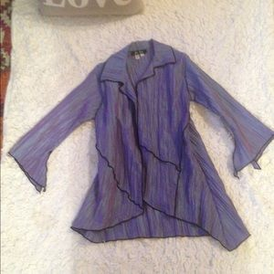 Jes Irie Jackets & Coats - Crushed Taffeta jacket
